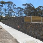 steel posts, treated pine, retaining wall, retaining wall, galvanised post, steel post prices, steel posts Melbourne