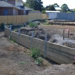 galvanized post, steel posts Melbourne, galvanised post, retaining wall, galvanised post, steel post prices, steel posts Melbourne, retaining wall steel, concrete sleepers Melbourne, how to build a retaining wall