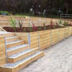 Steel post, Galvanized post, steel posts Melbourne, steel posts, steel post caps, retaining wall steel posts price, steel post, retaining wall system, retaining wall steel, concrete sleepers Melbourne, how to build a retaining wall