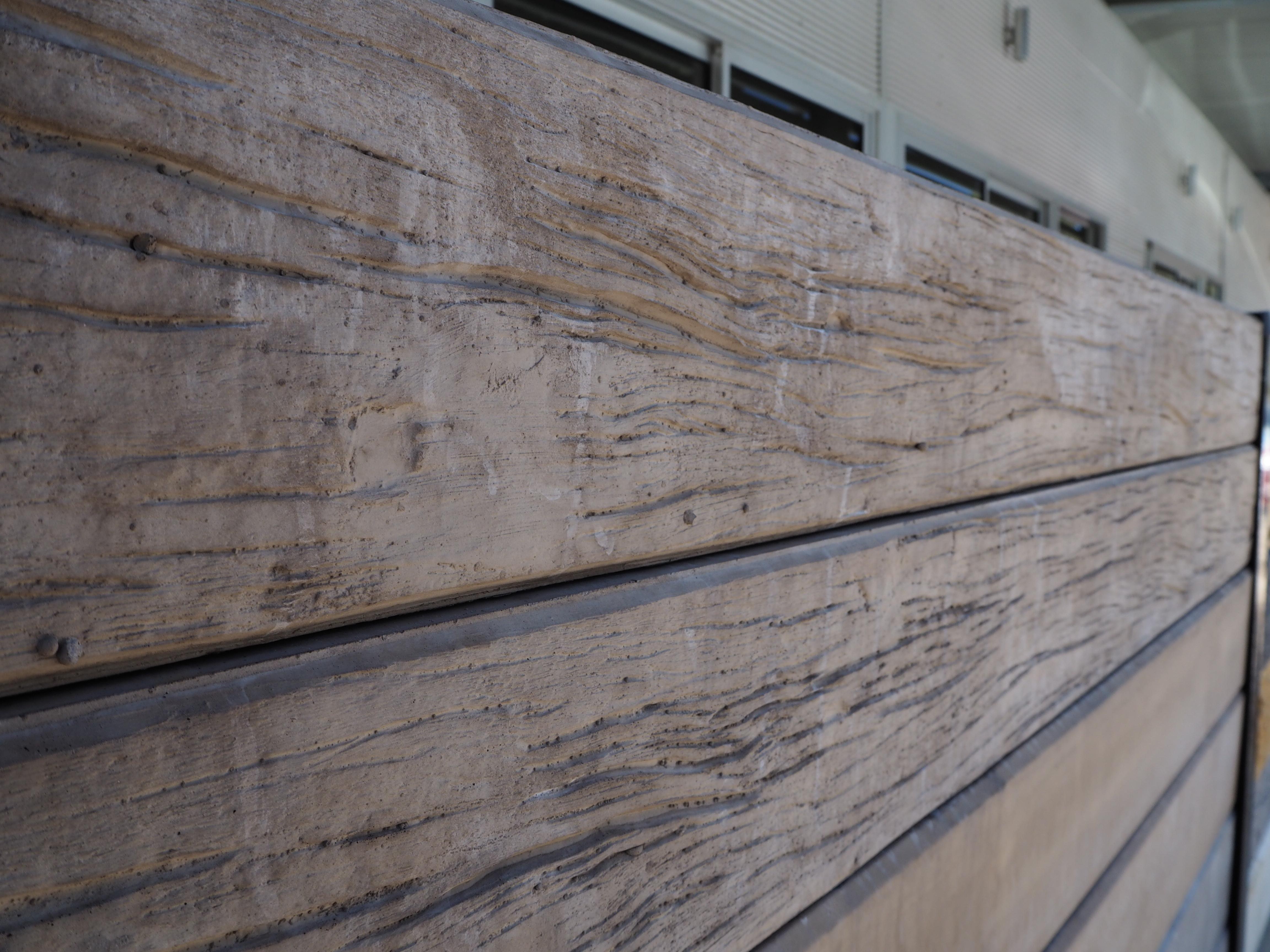 Tetrawal Woodgrain Concrete Sleepers